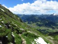 trail to Hammerspitze