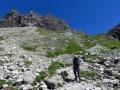 trail leading to Großer Krottenkopf
