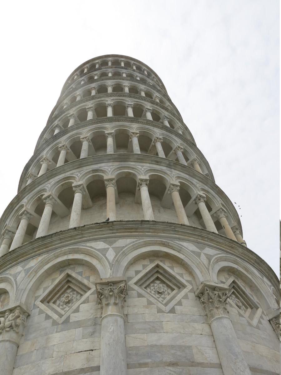 Lisa in Pisa