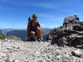 trail to the Drei Schwestern